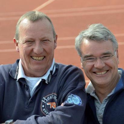 Willem Janssen & Gerard Nijhuis
