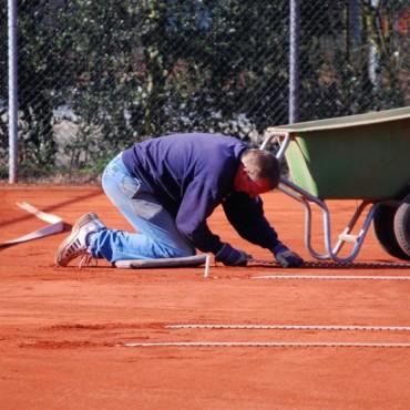 Opening tennisseizoen 31 maart a.s.!